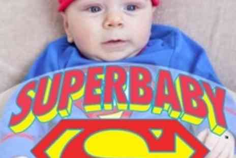 Super Baby - Super Baby Wear For Your Super Hero - Save 67%