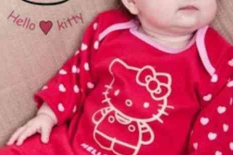 Hello Kitty - Outstanding Deals On Hello Kitty Baby Wear - Save 60%