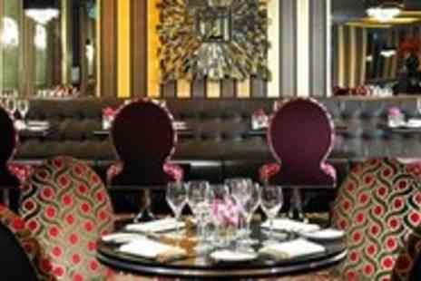 Flemings Hotel - Mayfair Award Winning Champagne Dinner for 2 - Save 47%