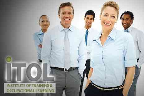 ITOL - Downloadable Open Learning Personal Coaching Course - Save 91%
