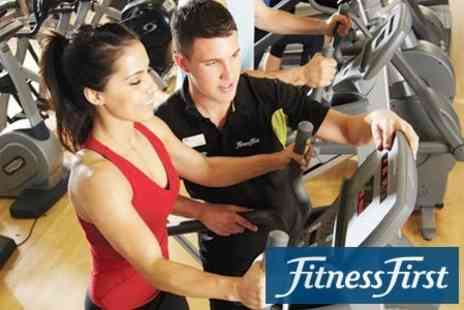 Fitness First - Ten Blue Label Gym Passes - Save 92%