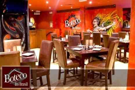 Boteco Do Brasil - Traditional Brazilian Platter For Two Plus Cocktail and Dessert - Save 59%