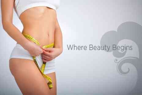 Where Beauty Begins - Six Sessions of Ultrasonic Lipo - Save 92%