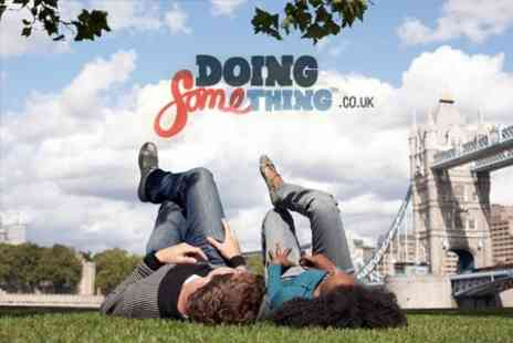 Doing Something - Twelve Month Dating Subscription - Save 84%