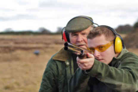 Central Scotland Shooting School - Clay pigeon shooting - Save 62%