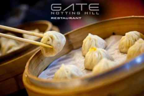 The Gate - 16 Piece Dim Sum Platter For Two With Cocktail Each - Save 55%