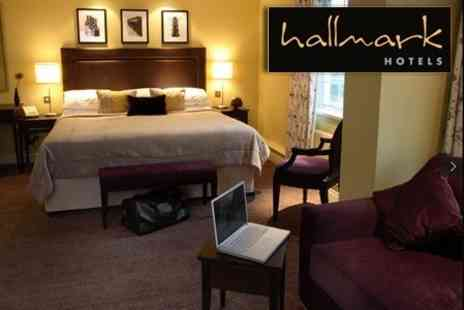 Hallmark Hotel Manchester - Two Night Stay For Two With Breakfast, Tapas and Bottle of Wine - Save 67%