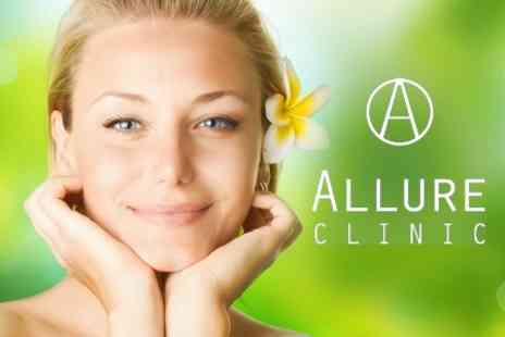 Allure Clinic - Allure Signature Facial With Radio Frequency Treatment - Save 61%