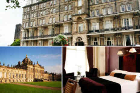 The Yorkshire Hotel - Two night stay for two people including breakfast - Save 55%