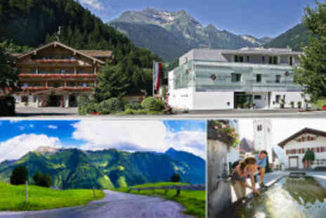 Gutshof Hotel - Four night, full board Austrian stay for two people  - Save 70%