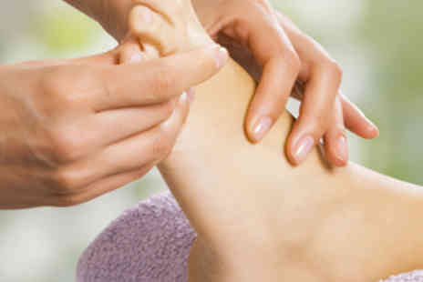 Reflexions - 40 Minute Reflexology Massage Treatment - Save 55%