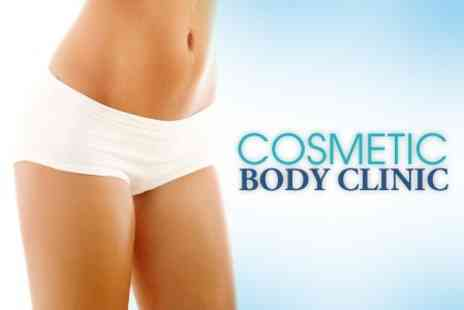 Cosmetic Body Clinic - Three Vacuum Lipomassage Treatments for £49 - Save 82%