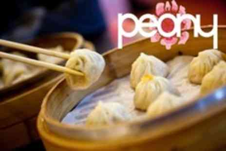 Peony Club - Dim Sum Platter For Two People With Cocktail Each - Save 52%