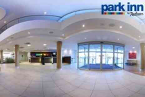 Park Inn - One Night Stay For Two With Breakfast and £40 Towards Dinner - Save 54%
