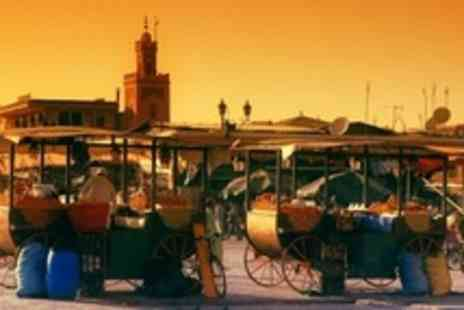 Fleetway Travel - In Marrakech Three Night Stay With Flights For Two Plus Breakfast - Save 43%