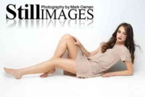 Still Images - Makeover Photoshoot With Five Framed Prints and Five CD Images - Save 95%