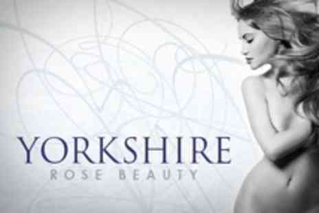 Yorkshire Rose Beauty - Three  Laser Lipolysis Sessions - Save 81%