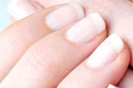 Nails by Ellie - Manicure and Pedicure - Save 53%