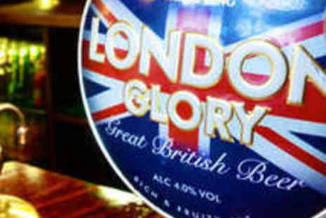 Mind The Gap Tours - 'Drink London' Historic Pub Walking Tour - Save 69%