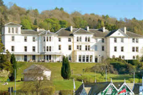 The Belsfield Hotel - Lake Windermere Two Night Stay for Two People - Save 53%