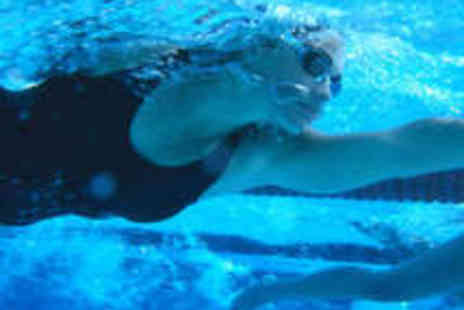 Poole Swimming Club - 1 and Half Hour Swimming Session with Assessment - Save 70%