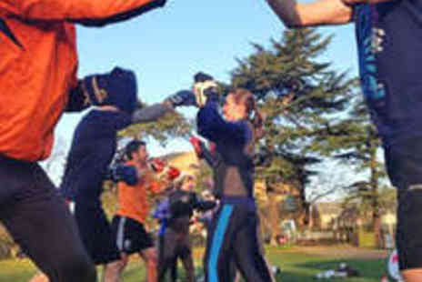 Rumble in the Park - Ten Box Fitness Boot Camp Sessions - Save 79%
