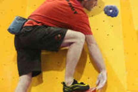 Boulder Central - Indoor Climbing Induction Session - Save 62%