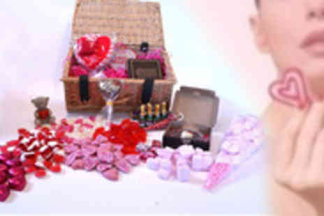 Lulus Sweets - Valentines sweetie hamper worth - Save 50%