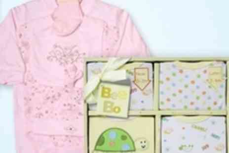 Bee Bo - A Wonderful Selection Of Baby Gift Sets - Save 50%