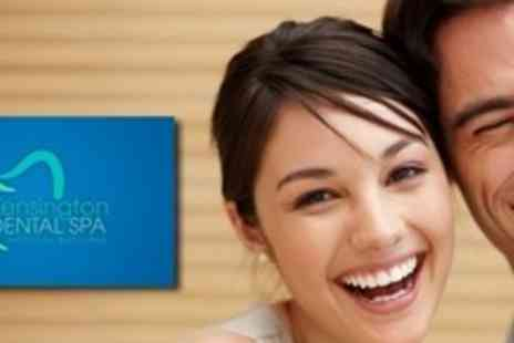 Kensington Dental Spa - Zoom 2 Laser Teeth Whitening Plus Airflow Sparkle and Polish - Save 76%