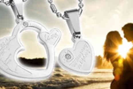 Posh Treat - Your Heart Necklace  the perfect gift for your Man, BFF, Mum or Nanna this Valentines  - Save 72%