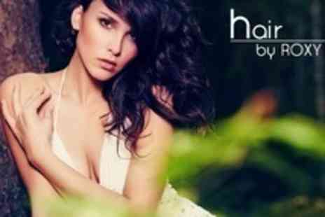 Hair by Roxy - Restyle Cut and Blow Dry With Conditioning Treatment - Save 60%