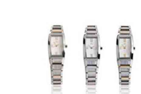 Monchic - Monchic Ladies Watch Stainless Steel - Save 74%