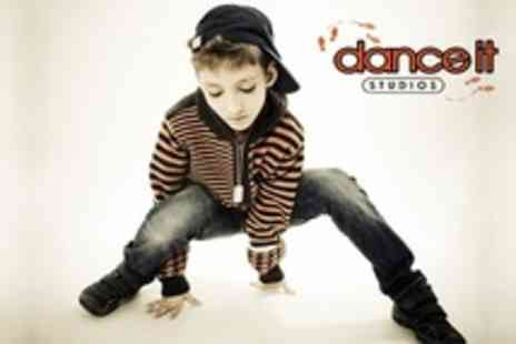 Dance It - Eight Ballet, Breakdancing, or Ballroom Classes - Save 69%
