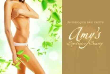 Amy's Exclusive Beauty - Six IPL Hair Removal  Sessions on Choice of Areas - Save 50%