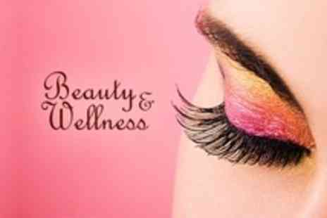 Beauty and Wellness - Eyelash Extensions - Save 60%