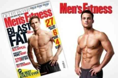 Dennis Publishing - One Year Subscription to Men's Fitness Magazine - Save 50%