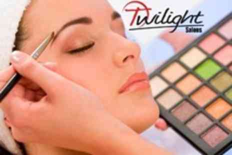 Twilight Salons - 60 Minute Make Up Workshop - Save 50%