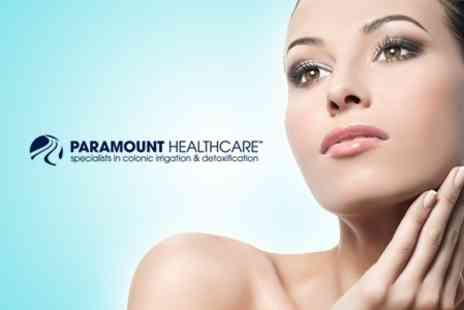 Paramount Healthcare - Luxury Paramount Facial Using Teosysal and Avene Products - Save 81%