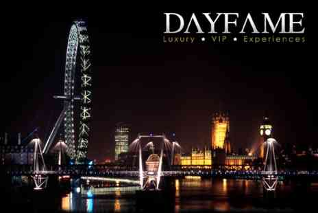 Dayfame - VIP celebrity river cruise with canaps, sparkling wine - Save 80%