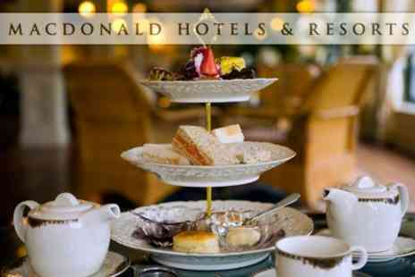 MacDonald Ansty Hall - Traditional Afternoon Tea For Two - Save 61%