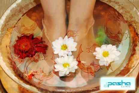 Pasha Clinic - Garra Rufa Fish Pedicure - Save 70%