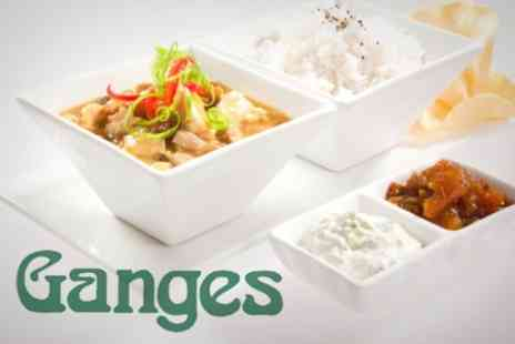 The Ganges Restaurant - Indian Cuisine For Four Diners - Save 61%