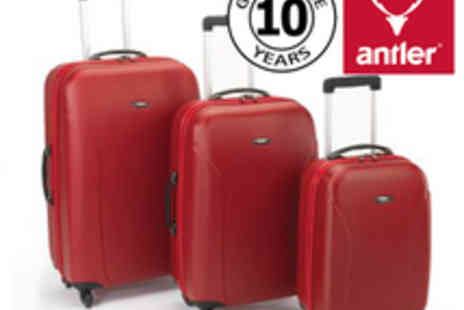 Antler - Antler Anaco Large Suitcase - Save 65%