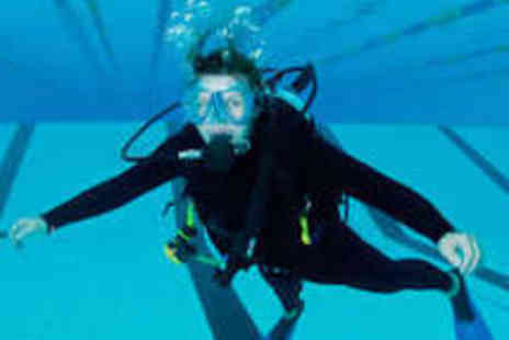 Dive Bunker - Two Hour Indoor Scuba Diving Lesson - Save 73%