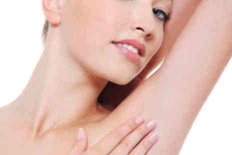 Nail Bar One - Six Sessions of VPL Laser Hair Removal - Save 62%