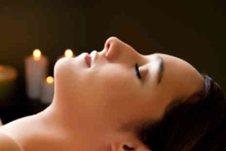 Inner Bliss - Hour Long Aromatherapy Massage - Save 57%