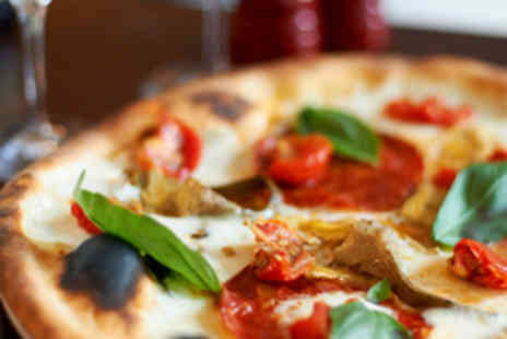 Trattoria Sapori - Two Pizzas and Two Beers or Glasses of Wine - Save 63%