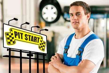 Pit Start Garage - MOT and Service - Save 61%