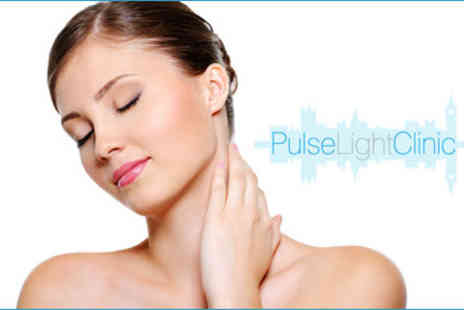 Pulse Light Clinic - £79 for three Microdermabrasion sessions on the face and neck worth £360 - Save 78%